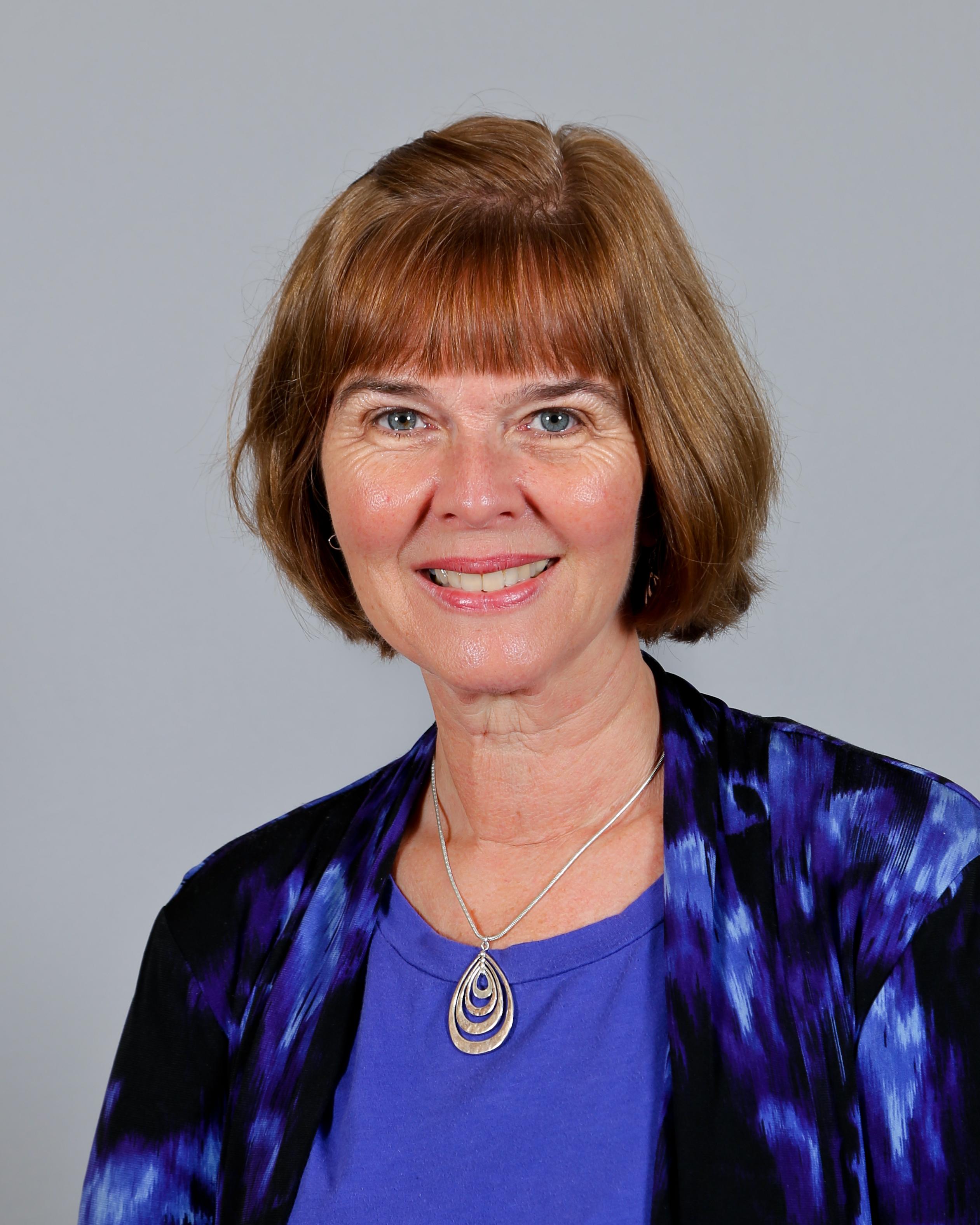 Gail Vawter Portrait Photo
