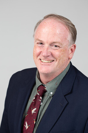 Michael Dunlea Portrait Photo