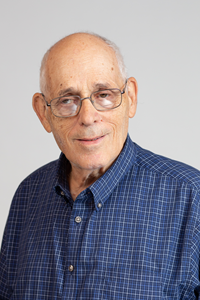 Howard Kimmel, Ph.D. Portrait Photo