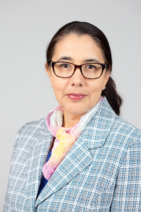 Karen Lozano, Ph.D. Portrait Photo