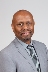 Sekazi K. Mtingwa, Ph.D. Portrait Photo