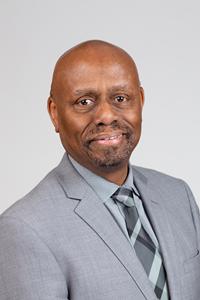 Sekazi K. Mtingwa, Ph.D. Portrait Photo