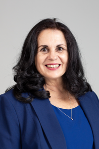 Gisele Ragusa, Ph.D. Portrait Photo