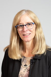Sally Stevens, Ph.D. Portrait Photo