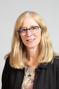 Sally Stevens, Ph.D. Portrait Photo