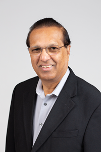 Jamboor Vishwanatha, Ph.D. Portrait Photo