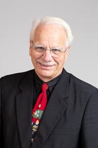 J. Michael Wyss, Ph.D. Portrait Photo