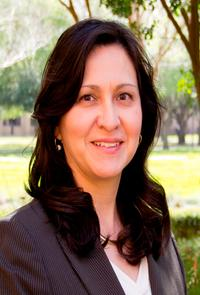 Maria Cristina Villalobos Portrait Photo