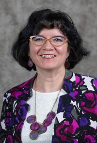 Marie T. Mora Portrait Photo