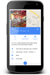 Customers Find Your Business On Cell Phones Search