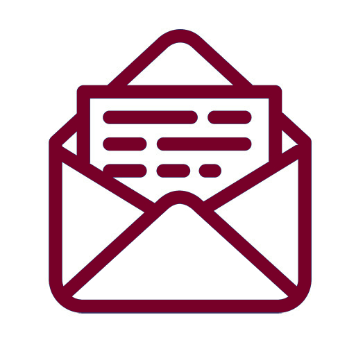 email-icon-claret