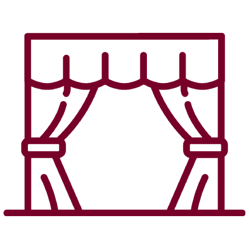 theatre-curtains-claret-color