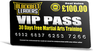 Claim Your Free Free Trial For Martial Arts and Kickboxing in Worthing