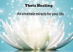 Theta Healing Sessions/ Therapy, Energy Healing, Spiritual healing
