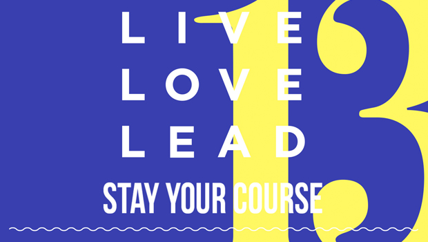 Stay Your Course