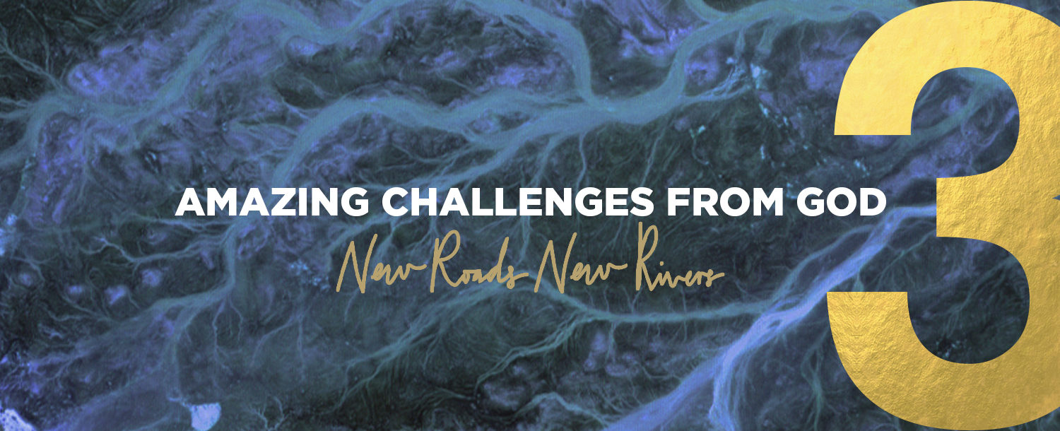 2 Amazing Challenges From God