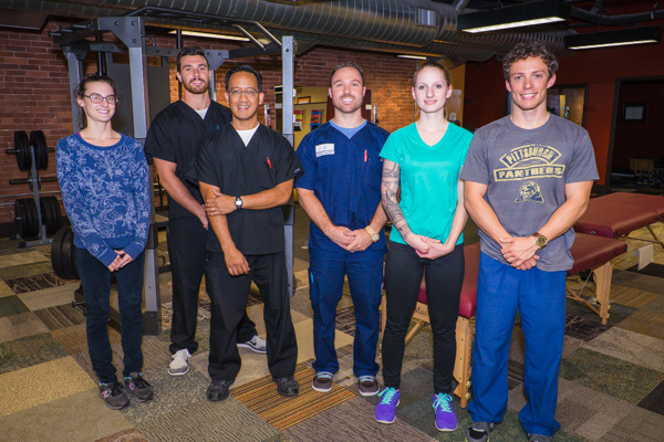 Pittsburgh Physical Medicine and Chiropractic team