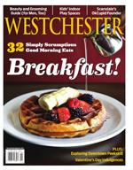 Westchester Magazine February 2014