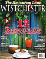 Westchester Magazine August 2014