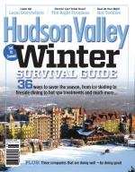 Hudson Valley Magazine January 2015 issue
