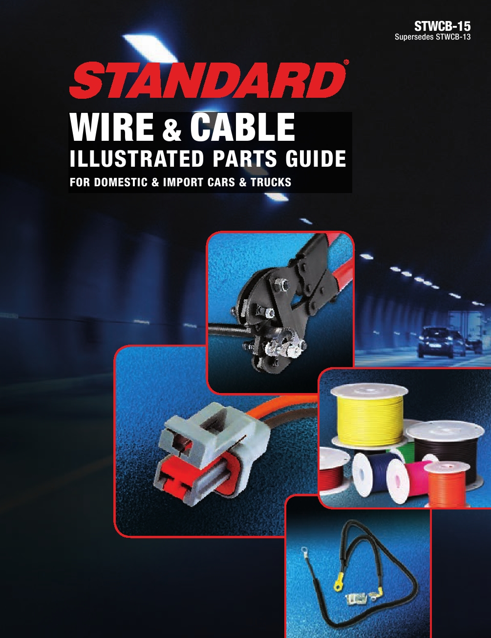 2015 Standard Wire & Cable Illustrated Parts Guide - Powered by ...