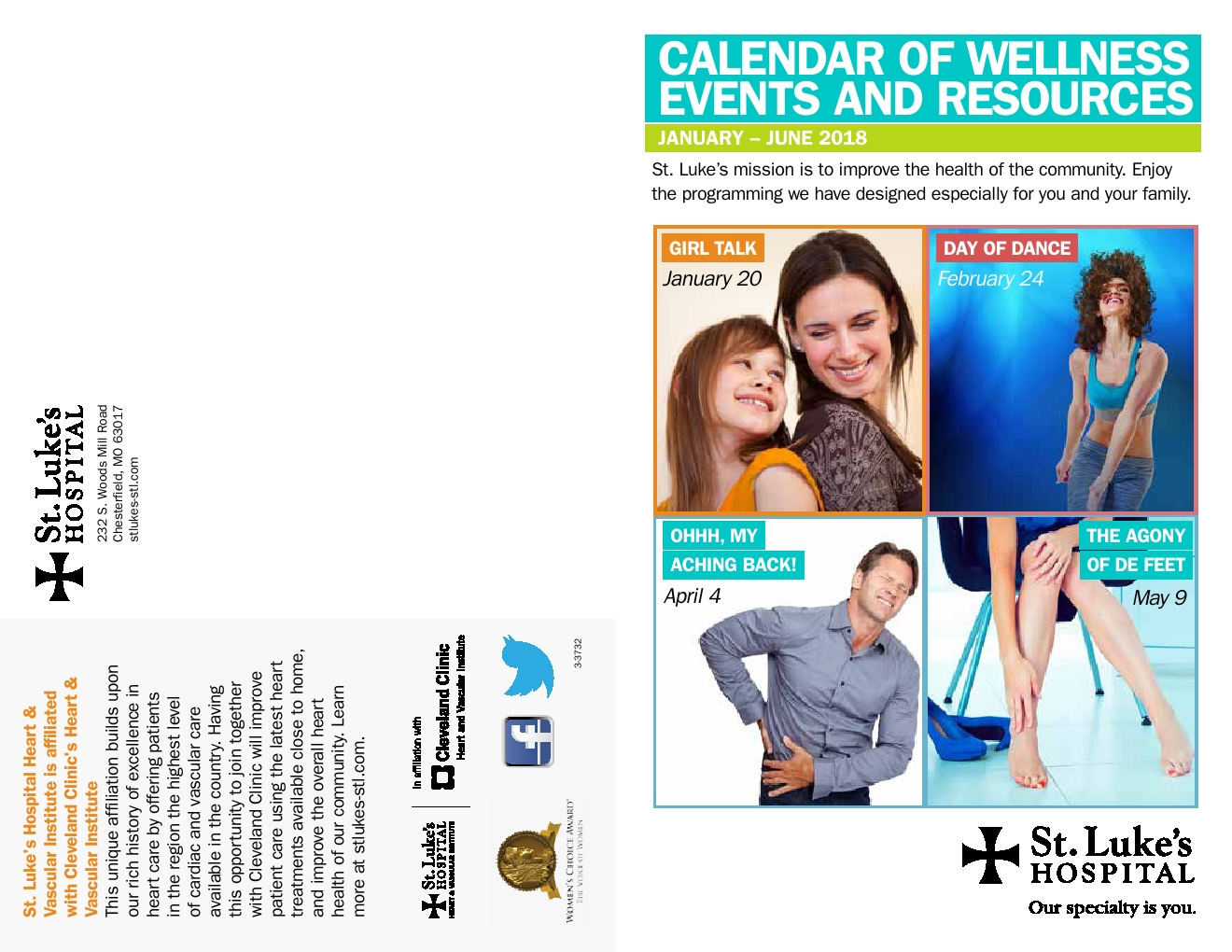 healthy living calendarwinter2018 powered by pageturnprocom