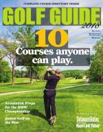 MLT Golf Guide 2018