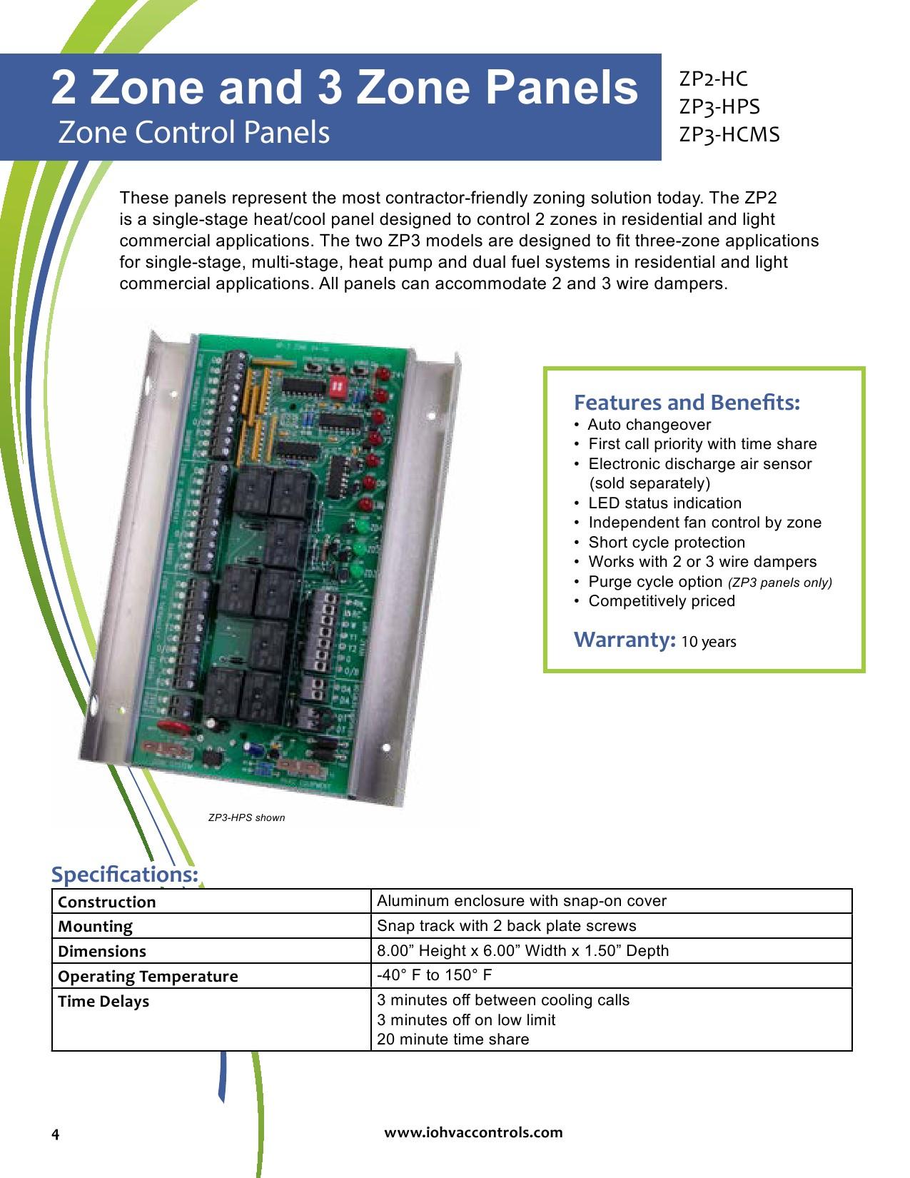 iO HVAC Controls Catalog - Powered by PageTurnPro com