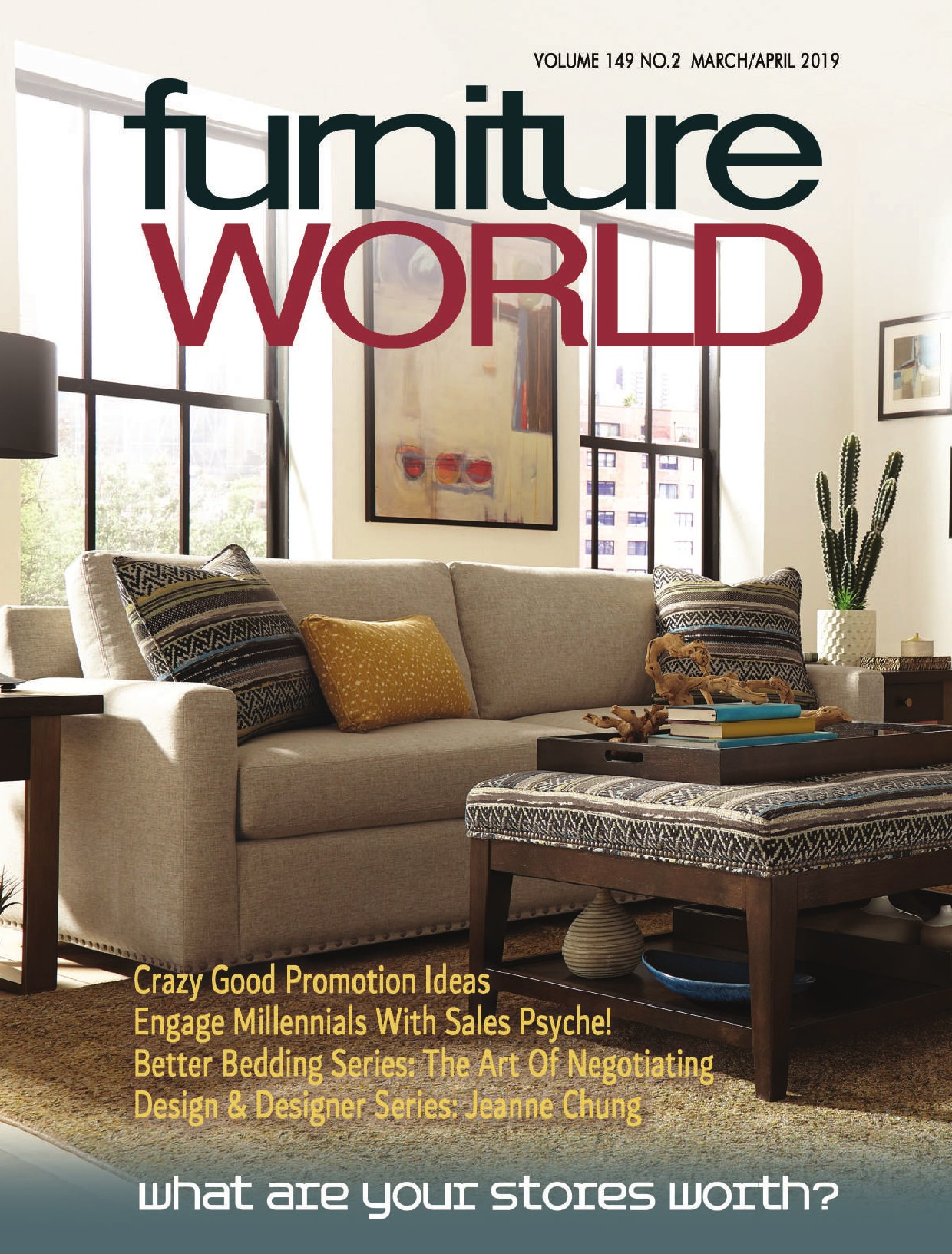 Furniture World Magazine March April 2019 Powered By Pageturnpro Com