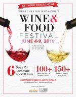 Westchester Magazine Wine and Food 2019
