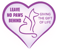 Leave No Paws Behind, Inc.
