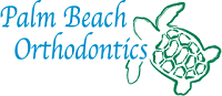 Palm Beach Orthodontics logo