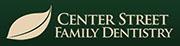 Center Street Family Dentistry logo