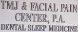 TMJ & Facial Pain Center, P.A. logo