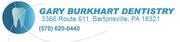 Gary Burkhart, DMD logo