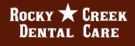 Rocky Creek Dental Care logo