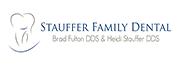 Stauffer Family Dental logo