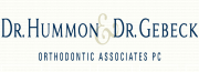 Dr. Hummon and Dr. Gebeck - Orthodontic Associates logo