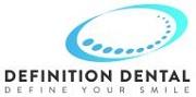 Definition Dental logo