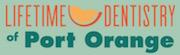 Lifetime Dentistry of Port Orange logo