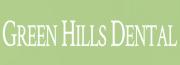Green Hills Dental logo