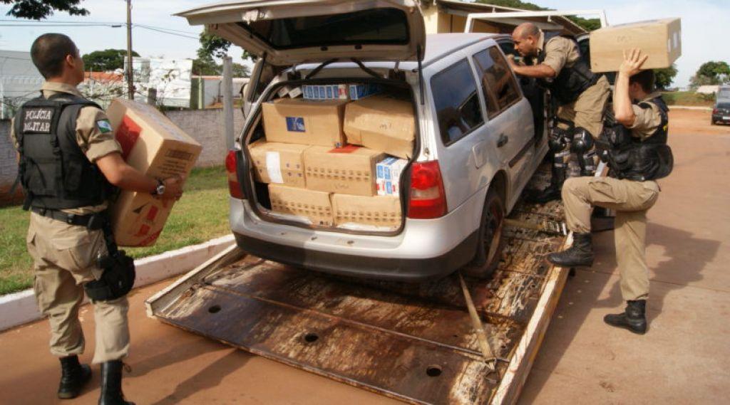 Resultado de imagem para combate ao contrabando