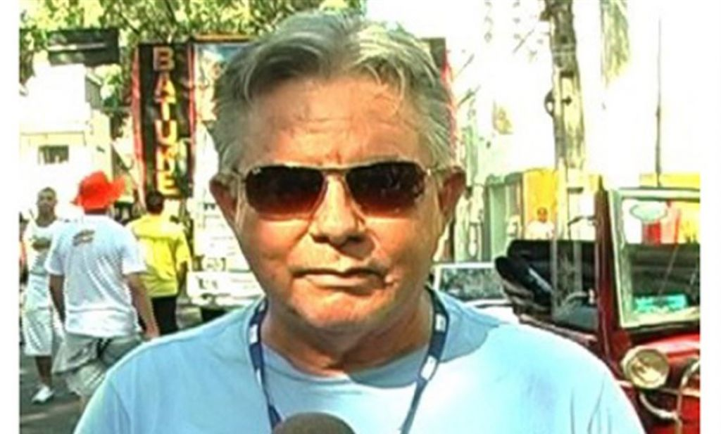 Toni Almeida, jornalista