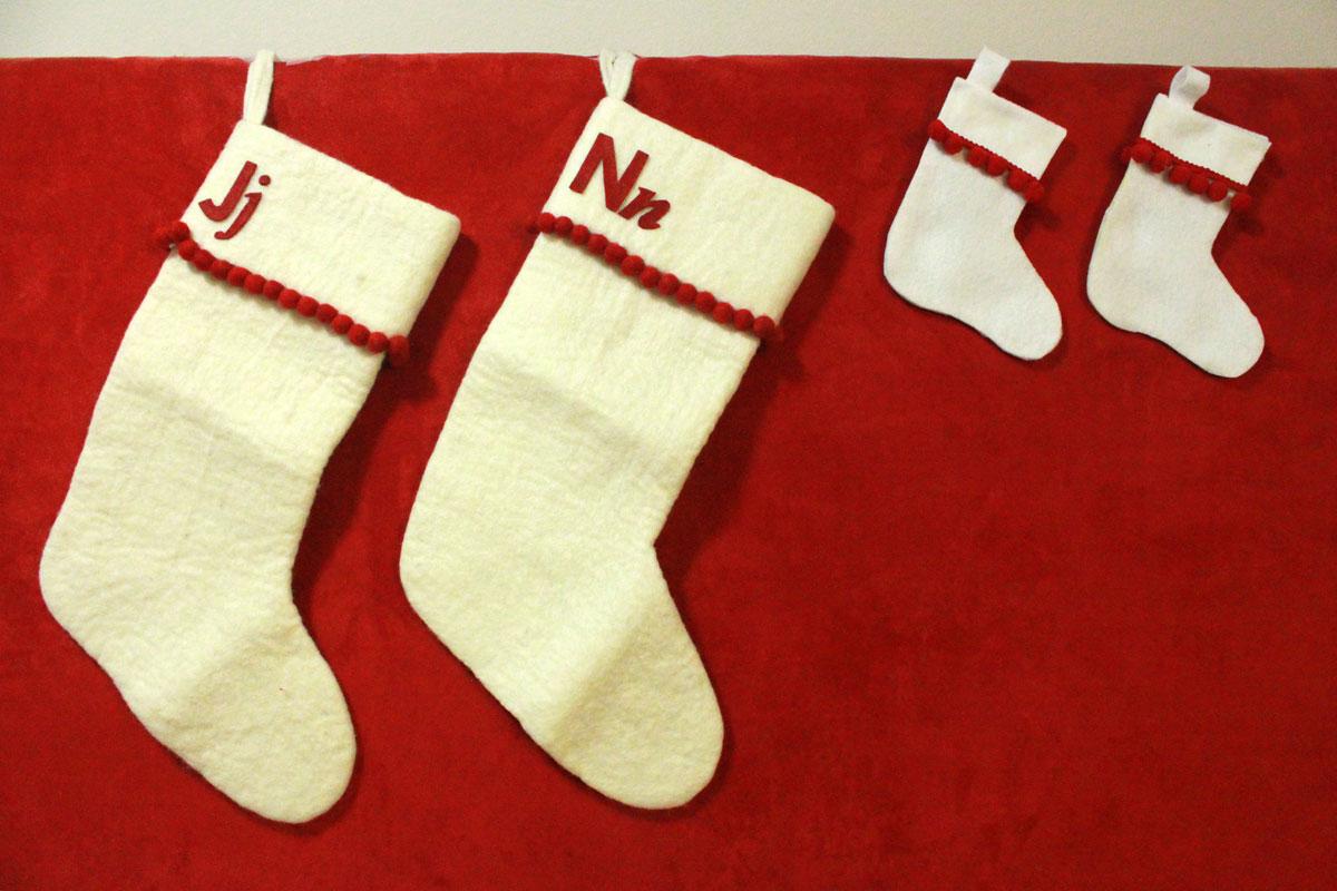 Catsmas Stockings