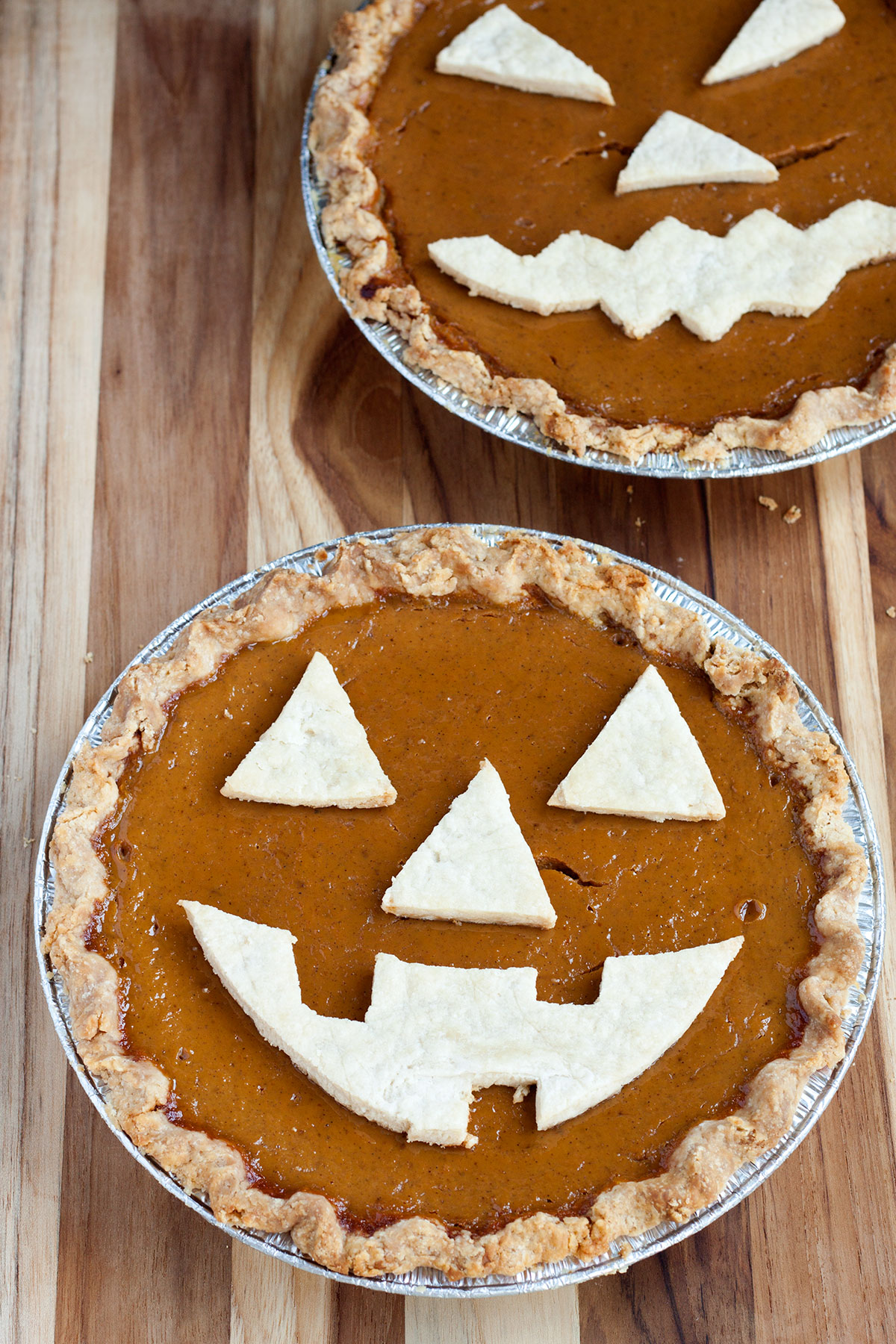 Jack O Lantern Pumpkin Vs Pie Pumpkin