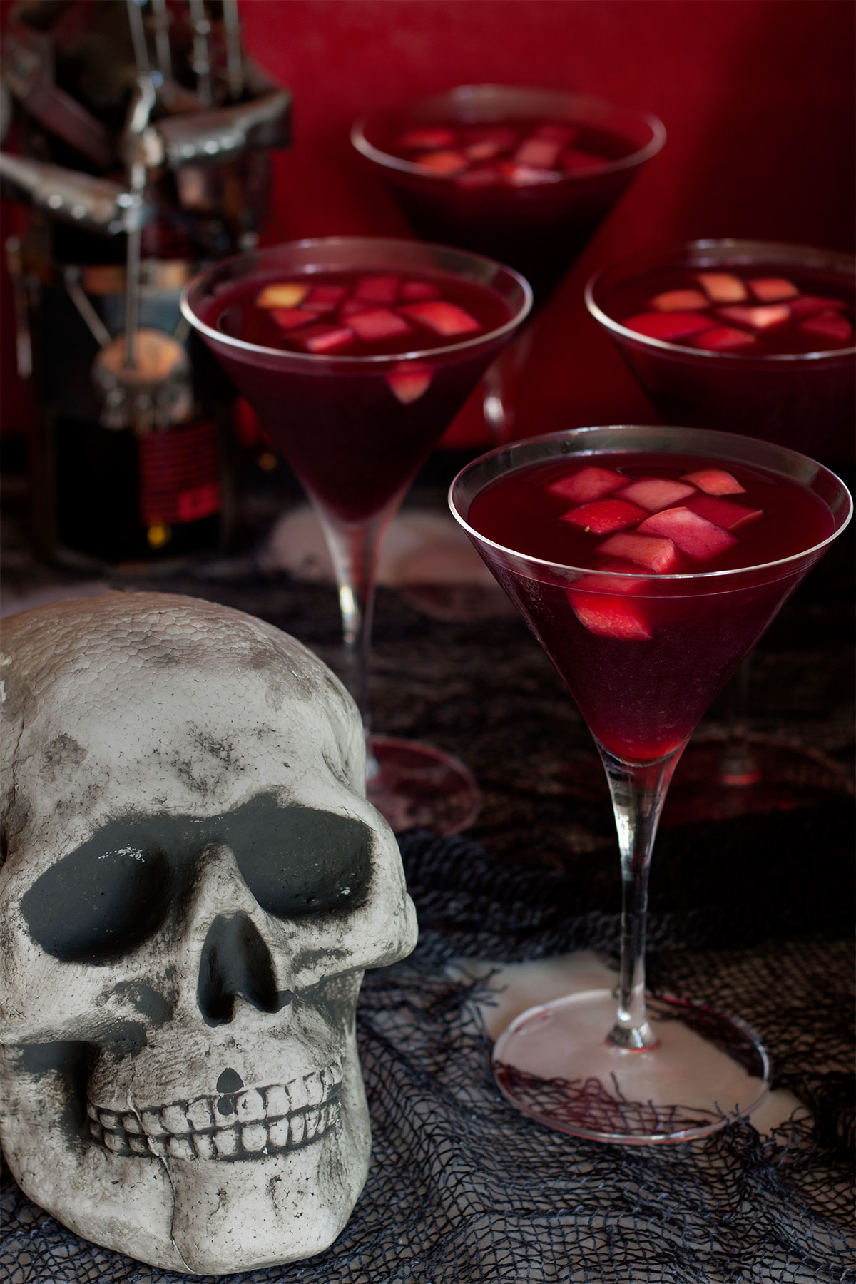 Witch's Brew Sangria for eHow