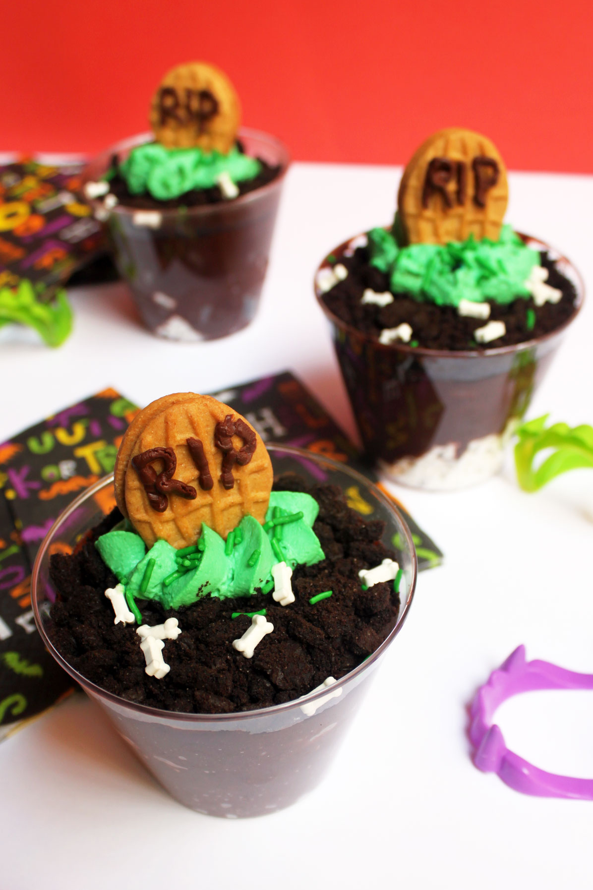Wicked Good Chocolate Peanut Butter Pudding Cups Recipes — Dishmaps