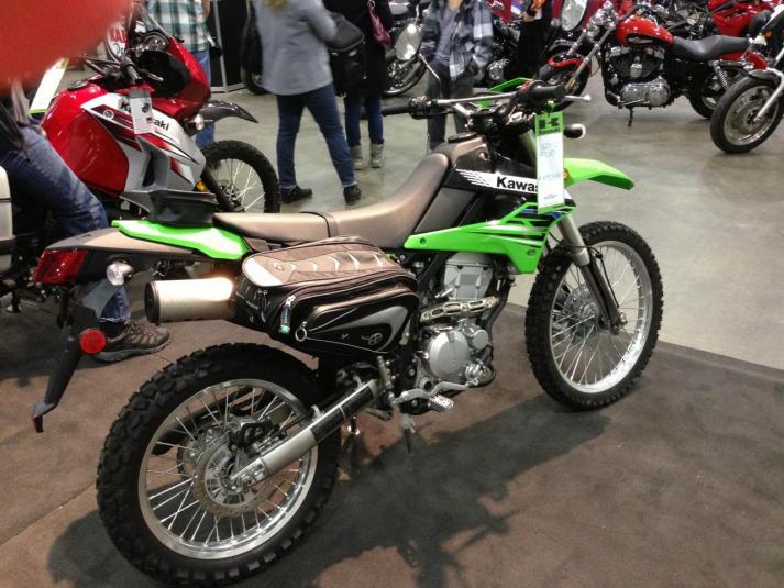 2012 Kawasaki Klx 250 Eatsleepride