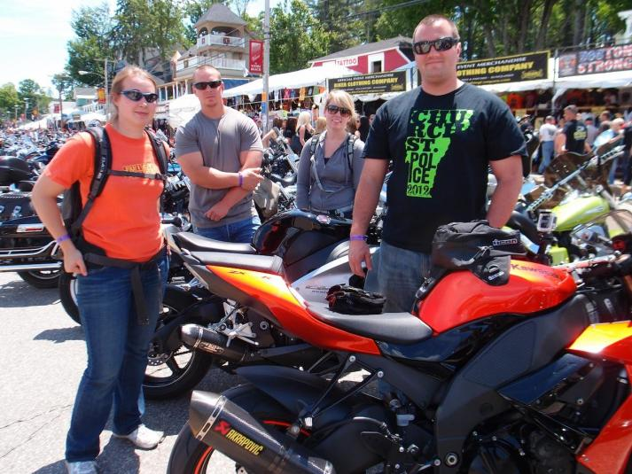 Think, laconia bike week weirs beach idea Bravo