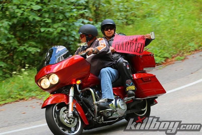 Ducati Monster Forest Roads